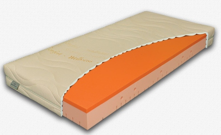 Matrace Materasso Viscostar 100x200 cm 1+1 - 142500